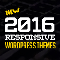 Post Thumbnail of 16 New Responsive News, Magazine, Blog & Personal WordPress Themes