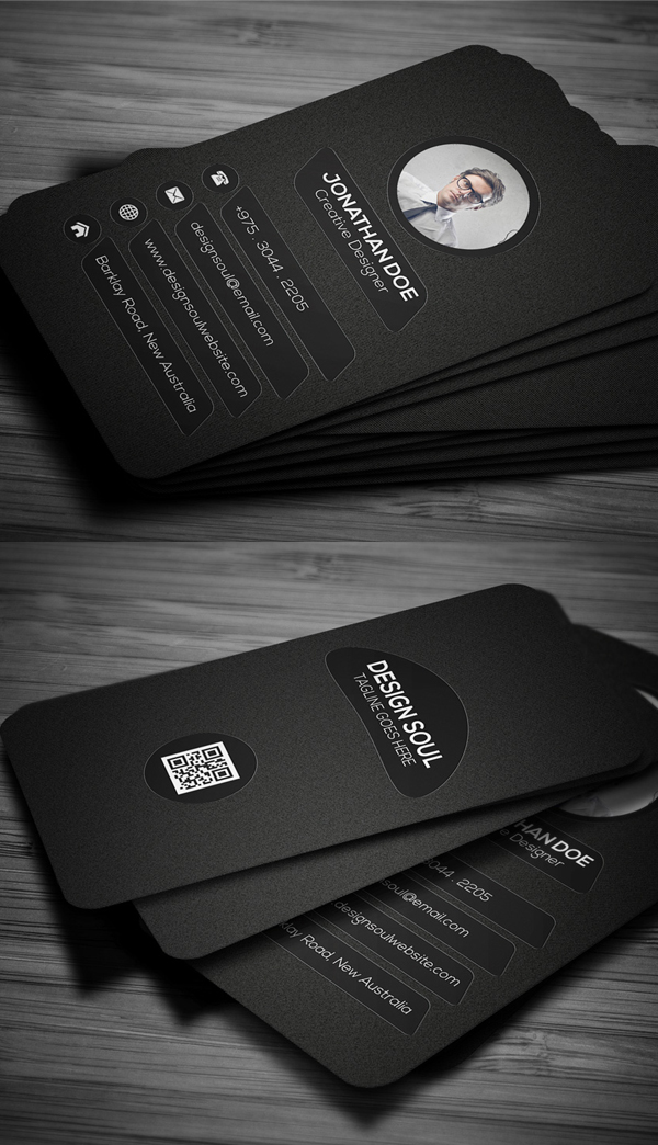 Business Card Templates: 26 New Print Ready Designs ...