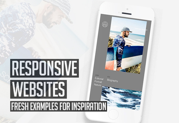 Responsive Design Websites: 28 Fresh Examples