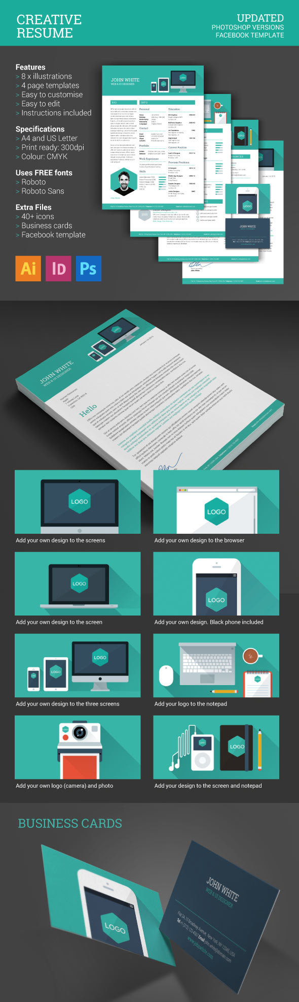 best resume templates design graphic design junction flat minimal style creative resume design