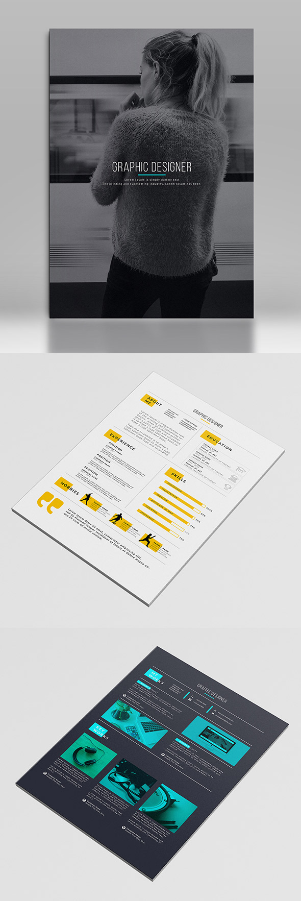 50 best resume templates design graphic design junction graphic designer resume template