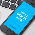 Post thumbnail of New Free Photoshop PSD Mockups for Designers