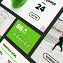 Post thumbnail of 16 New Free PSD Mobile UI Kits for Designers