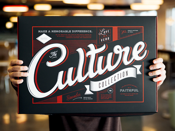 The Culture Collection Box by Mandie Spear
