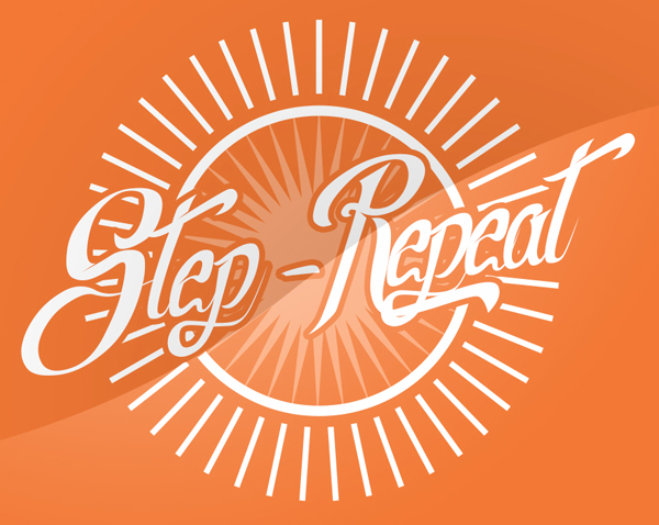 How to use Step and Repeat Effect in Photoshop