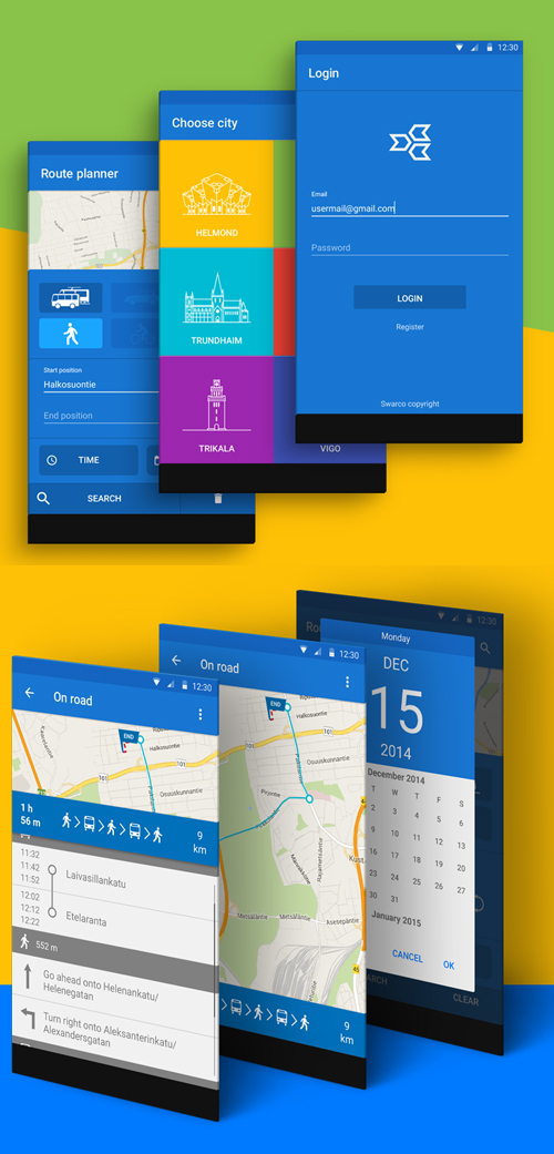 50 Innovative Material Design UI Concepts with Amazing User Experience - 26