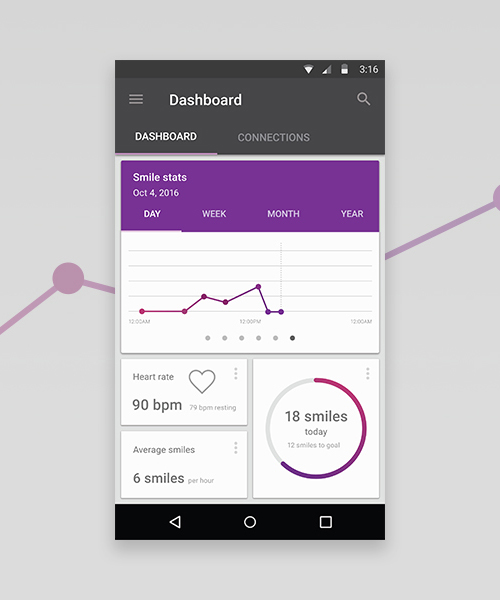 50 Innovative Material Design UI Concepts with Amazing User Experience - 38