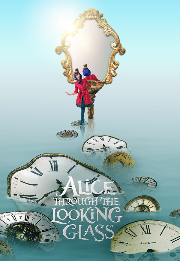 Create an Alice Through the Looking Glass Photo Manipulation Photoshop Tutorial