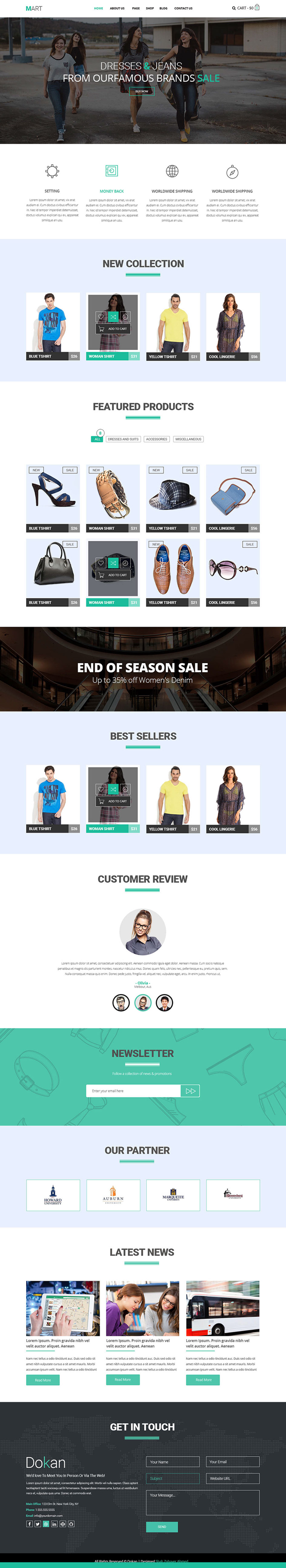 responsive psd website templates bies graphic mart ecommerce website template psd html