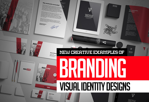 26 New Creative Branding, Visual Identity and Logo Design Examples