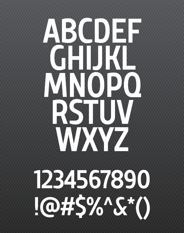 Teds fonts and letters