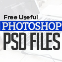 Free Photoshop PSD Files & PSD Mockup Templates (26 Freebies)