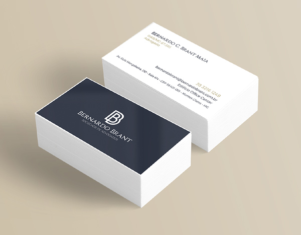 Bernardo Brant Business Cards