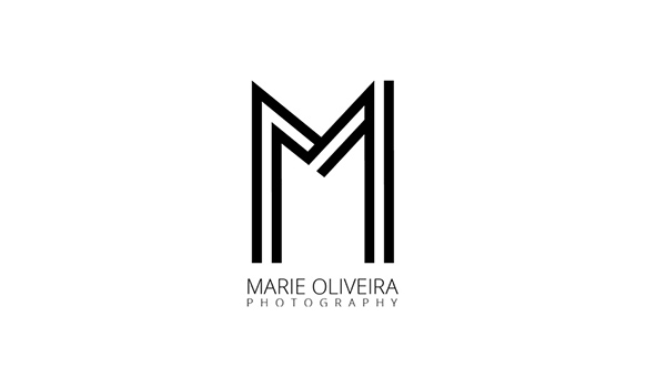 Marie Oliveira Fashion Photography Logo design