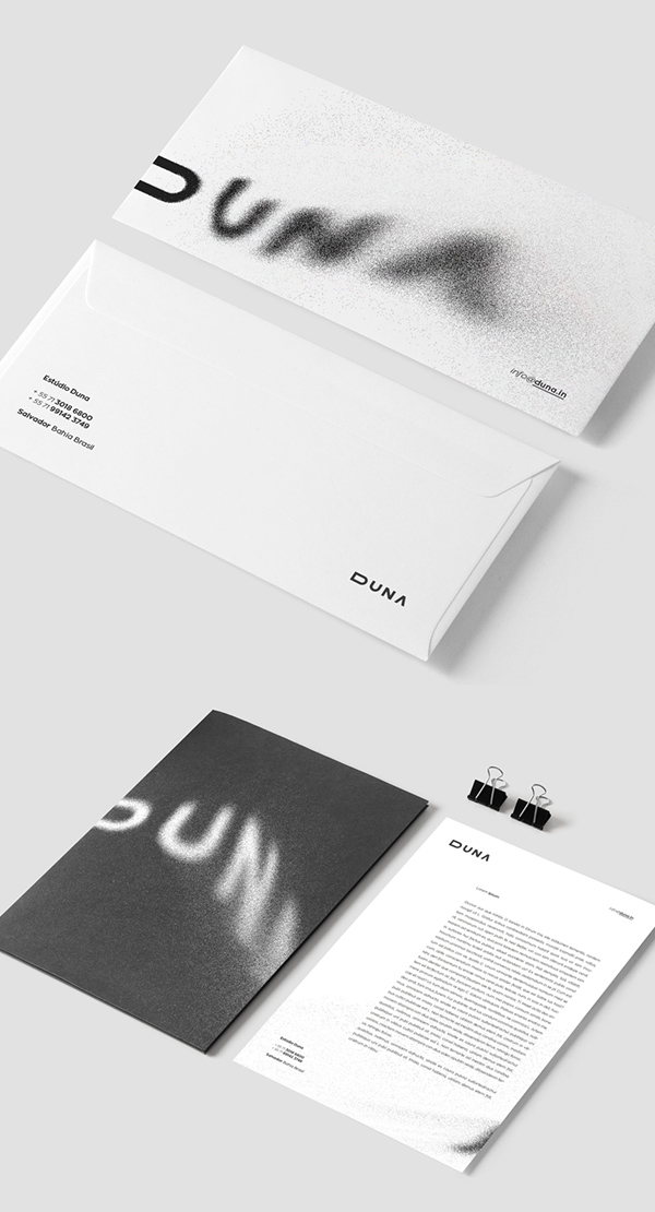 Estudio Duna Branding Stationary