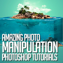 Post thumbnail of 50 Amazing Photoshop Photo Manipulation Tutorials