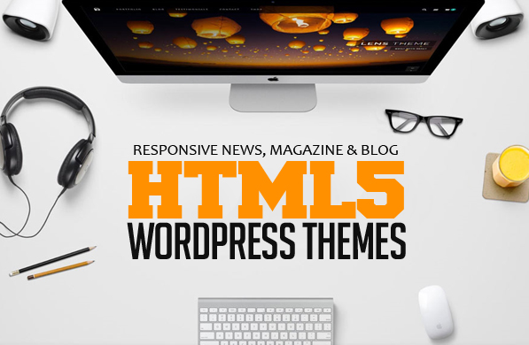 25 New Business HTML5 WordPress Themes