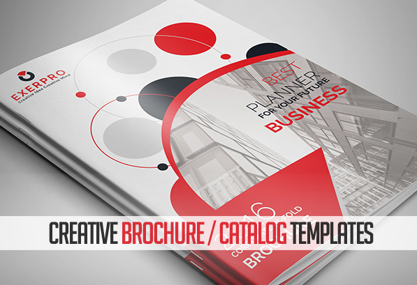 Showcase of 70 Creative Booklet and Catalog Designs for ... |Creative Catalogs