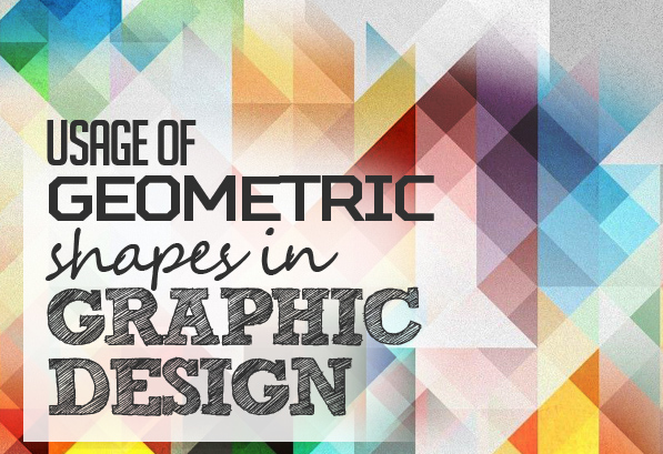 Usage of Geometric Shapes in Graphic Design