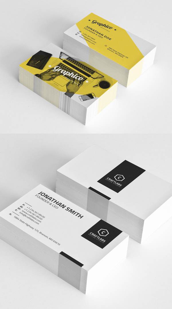 Simple Business Card Bundle