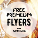 Free and Premium Flyers with Style