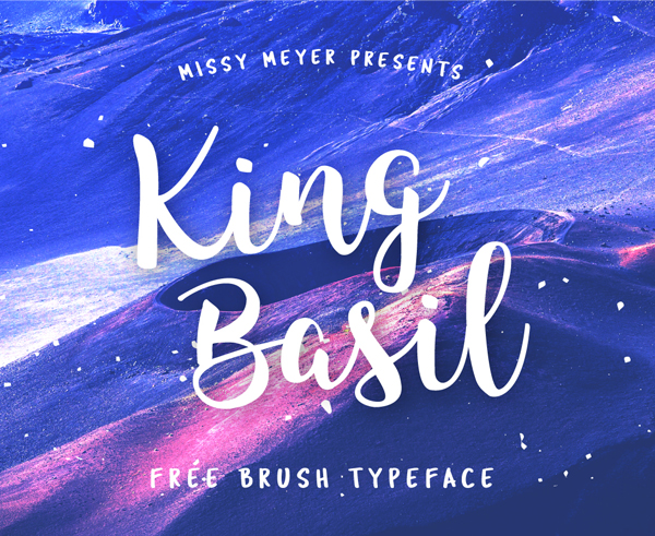 Best Free Script Fonts for Logo Design & Logotypes (20 Fonts) - 1