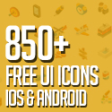 Post Thumbnail of 850+ Free Icons for Web, iOS and Android UI Design