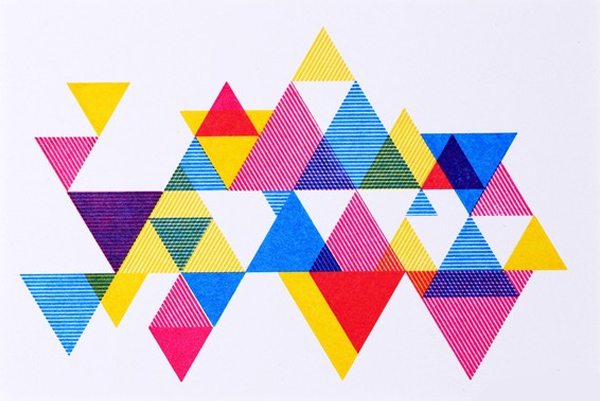 Geometric Shapes in Graphic Design