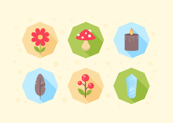 How to Create Nature-Inspired Flat Icons in Adobe Illustrator