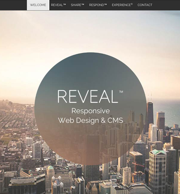 25 Awe-Inspiring Examples of Text Over Images in Web Design