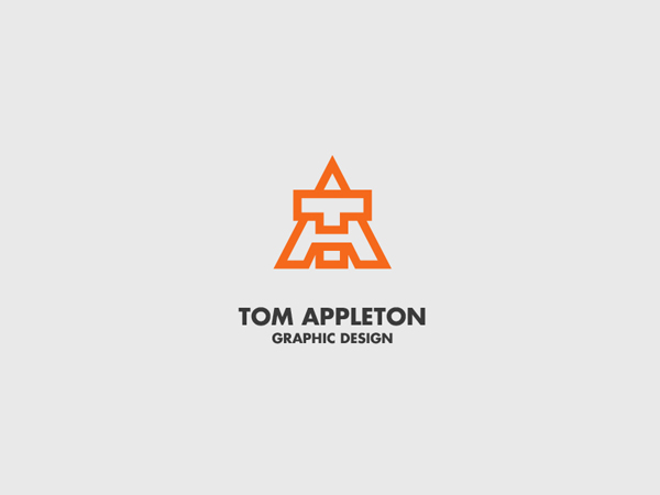 Branding Line Art Logo by Tom Appleton