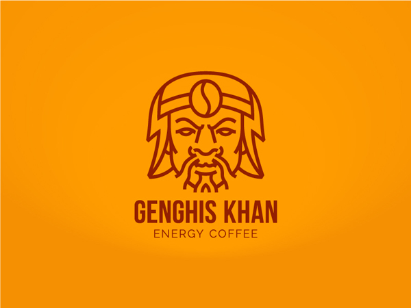 Genghis Khan by Sava Stoic