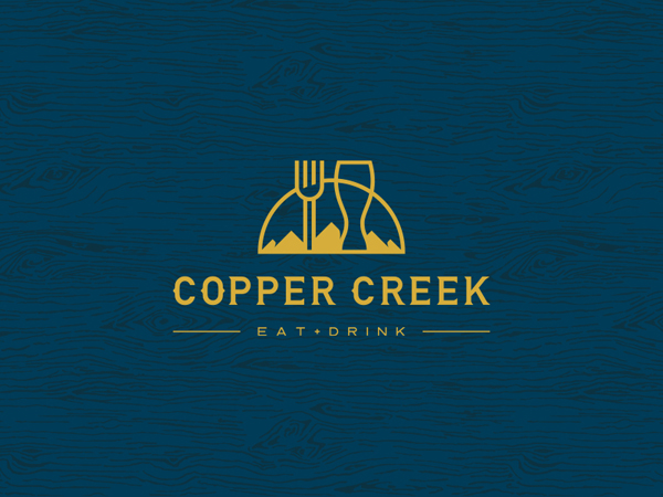 Copper Creek Logo by Bradley Brooks