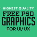 26 New Useful Free Photoshop PSD Files for Amazing UI/UX