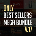 Best Sellers Mega Bundle (Fonts & Graphics) with Discount Code