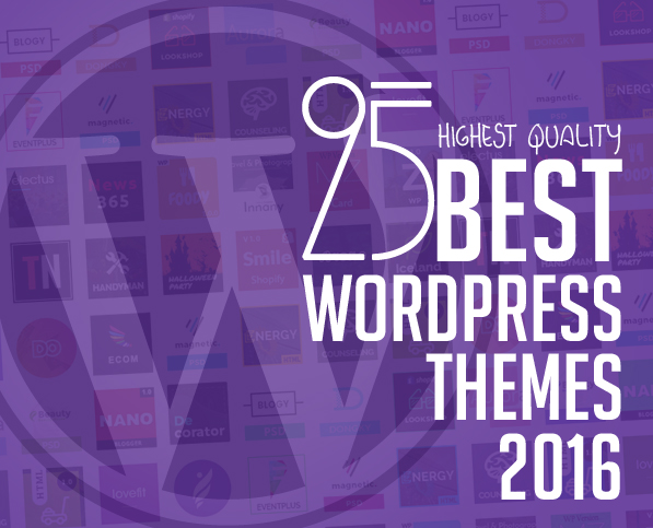 25 Best Responsive WordPress Themes From 2016
