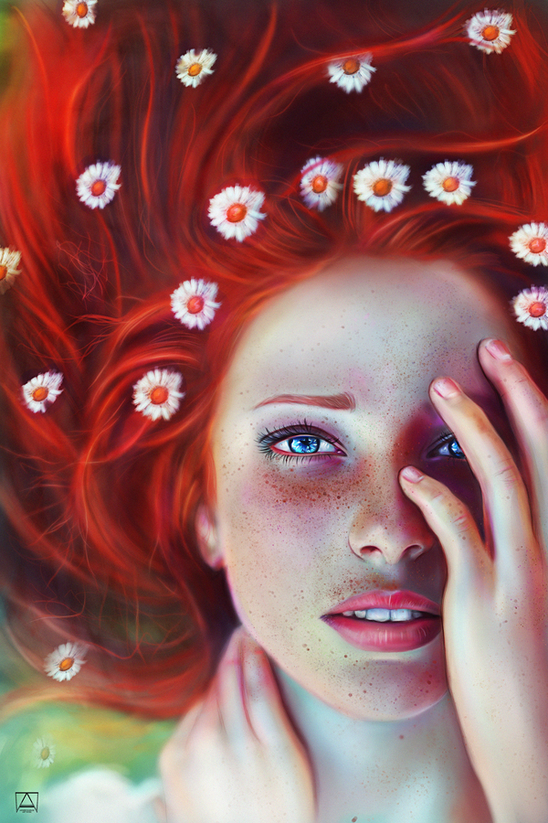 Awe-Inspiring Digital Illustrations and Drawing Art by Ahmed Karam