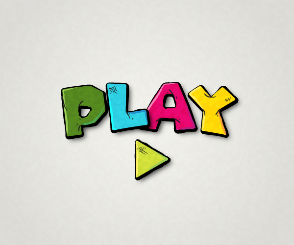 Create a Cartoonish Games Text Effect in Adobe Illustrator