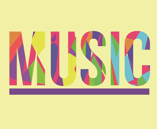 Adobe Illustrator Tutorial Music Typography Pop Art