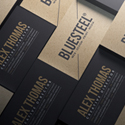 Modern Business Card PSD Templates: 27 New Design
