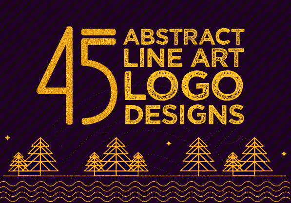 Line Art Logo Tutorial : Best photoshop tutorials of graphic