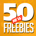 50 New Freebies For 2017
