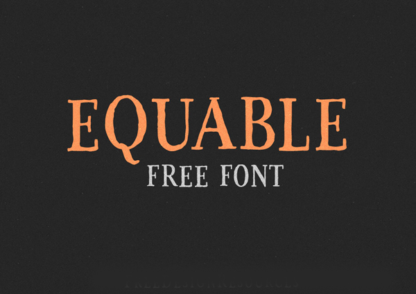 50 Best Free Fonts For 2017 - 33