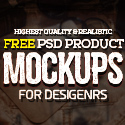 Post Thumbnail of New Free Mockup PSD Templates (26 Product Mock-ups)