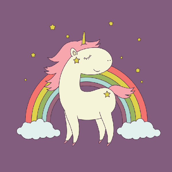 How to Create a Unicorn Illustration in Adobe Illustrator