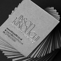 Post thumbnail of 22 Mini Square Business Card PSD Templates Design