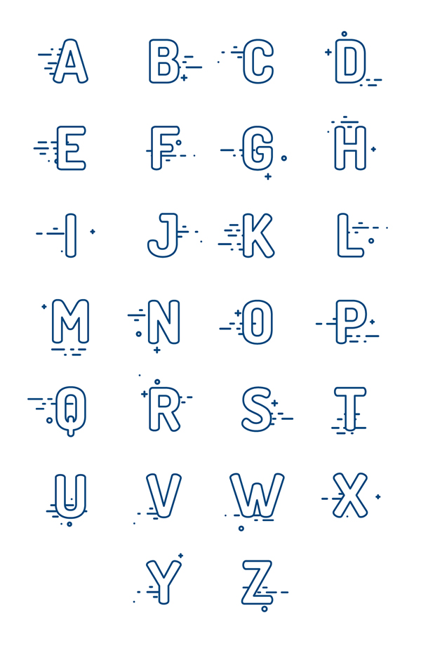 Free SVG Alphabet Free letters