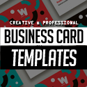 Post thumbnail of 25 New Professional Business Card Templates (Print Ready Design)