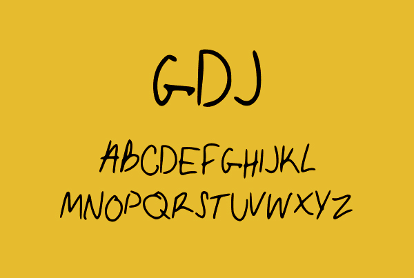 My Handwriting Free Font