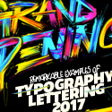 Post Thumbnail of 25 Remarkable Lettering and Typography Design for Inspiration